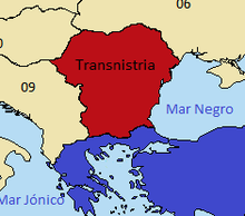 Autonomous territory of Transnistria